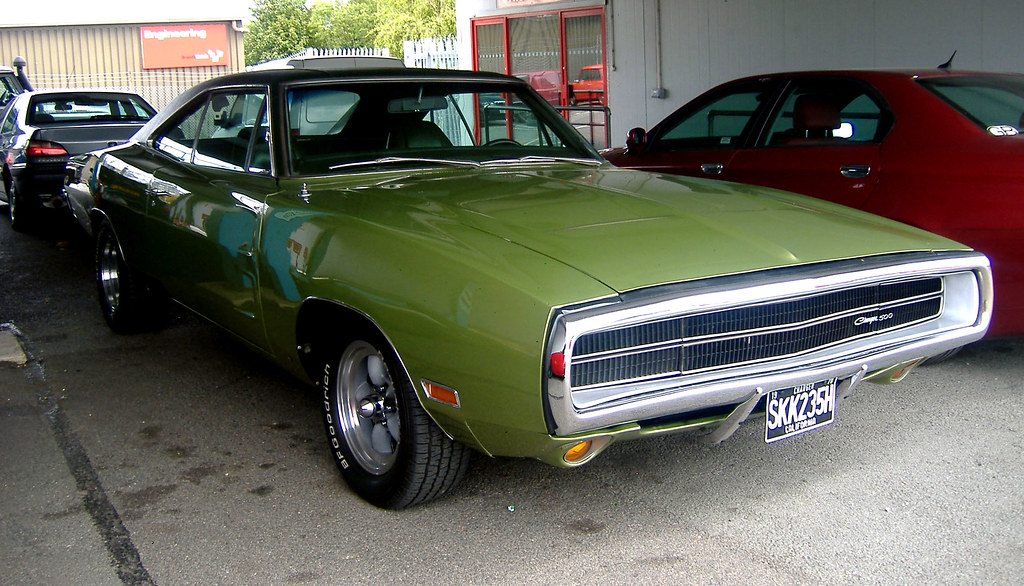 1970 Dodge Charger 500 8 Charger In All Its Glory Www