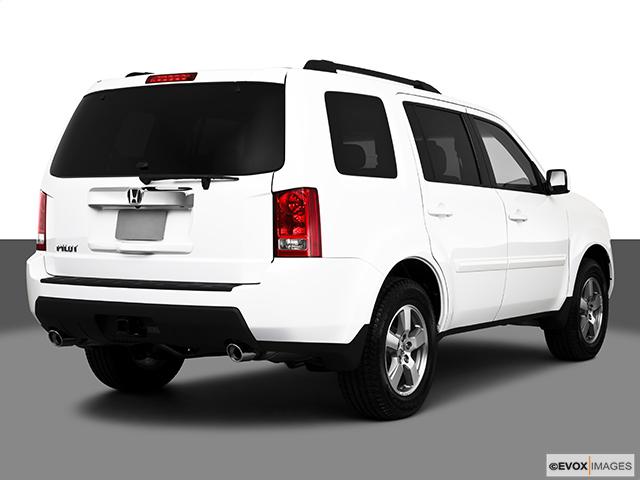 Taffeta White - 2010 Honda Pilot EX-L 4WD - Gray Interior ...   2010 Honda Pilot White