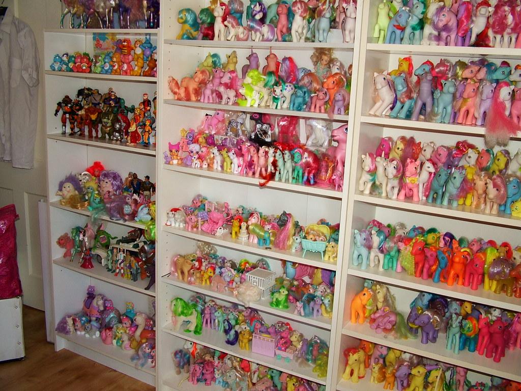 Retro Bedroom Toy Collection Freya Flickr