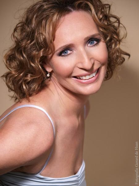 Margot Ribberink (make-up and hair by Gerard de Haan) | Flickr Gerard