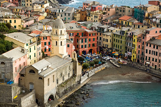 Colours of Vernazza | by sparkleshots (trying to catch up)