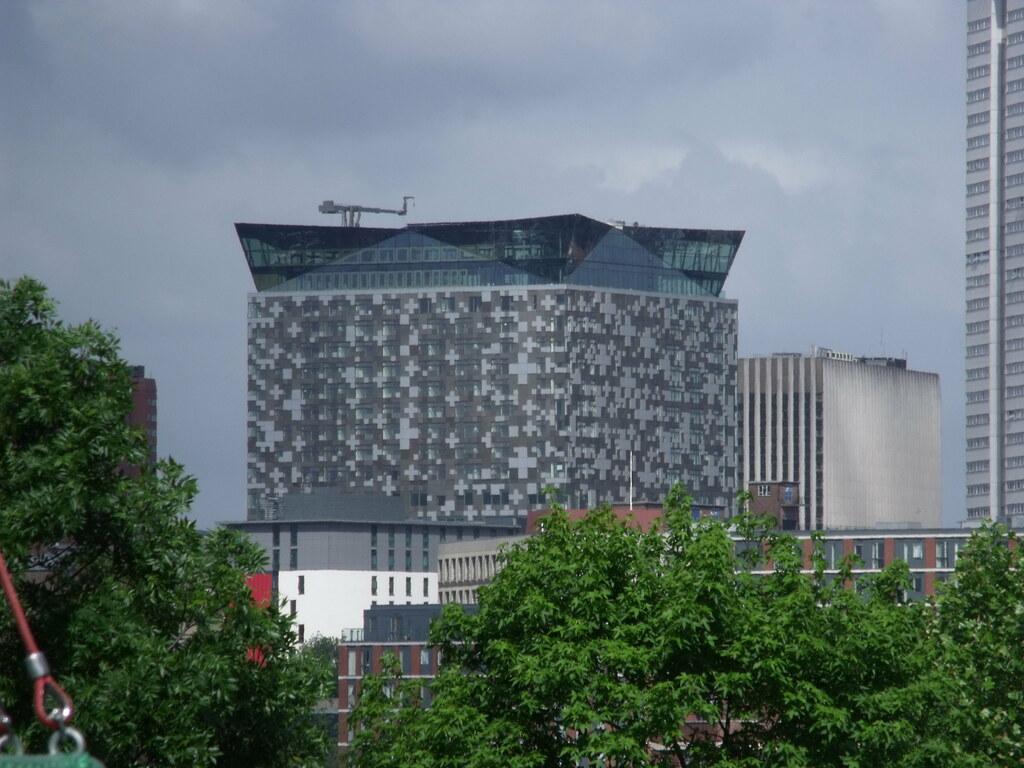 Highgate Park Birmingham Landmarks The Cube When I