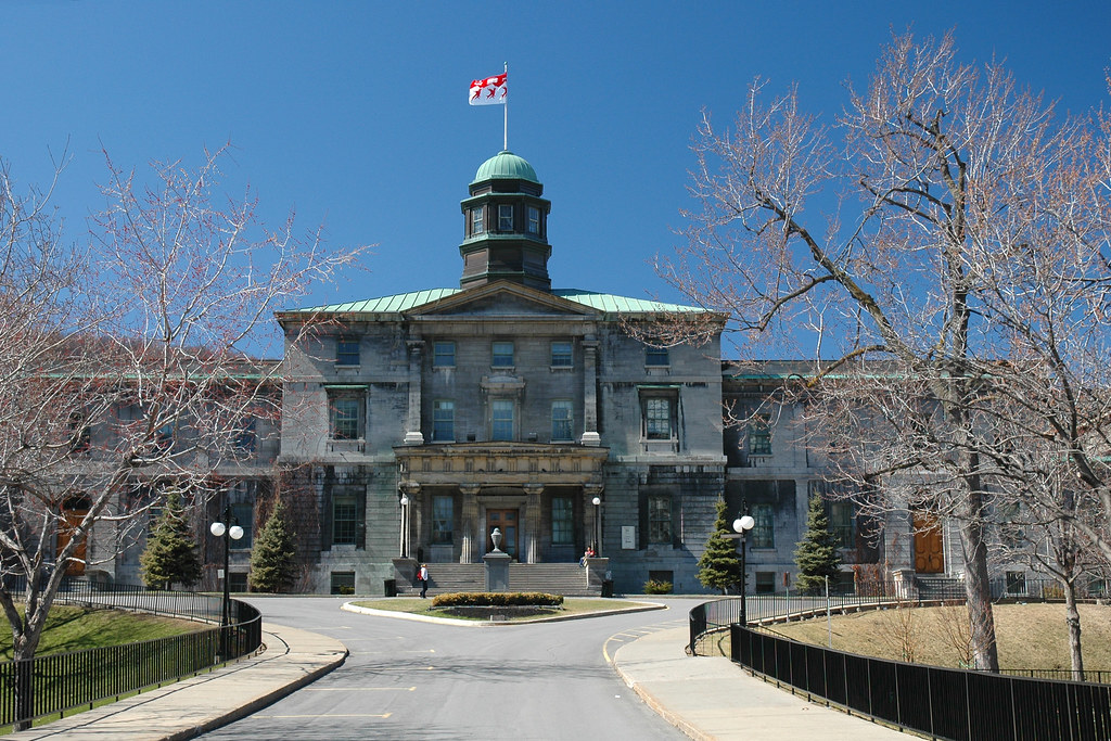 Image result for mcgill university campus