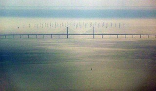 Öresund Bridge & Lillgrund Wind Farm | by Claude@Munich