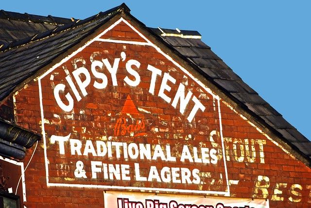 Gipsy's Tent, Bolton (Closed)