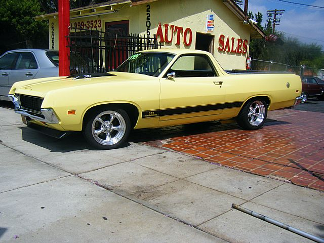 1971 Ford Ranchero See More Rancheros At Collector Car