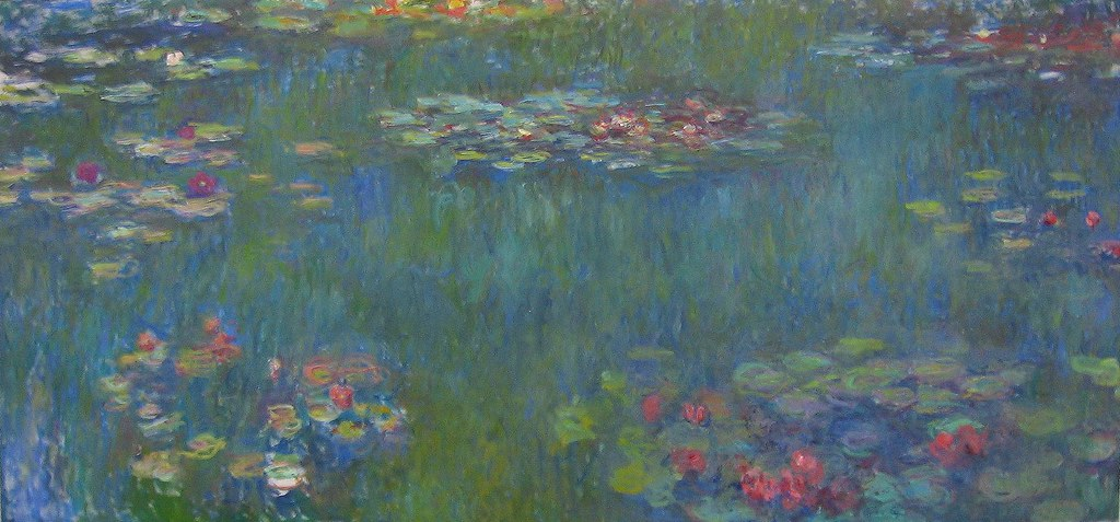 monet le bassin au nymph as effets verts waterlilies p flickr. Black Bedroom Furniture Sets. Home Design Ideas