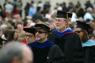 Faculty procession at Commencement | by California State University Channel Islands