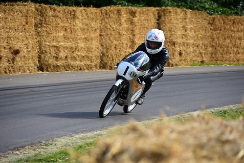 Honda RC116, Goodwood Festival of Speed 2017