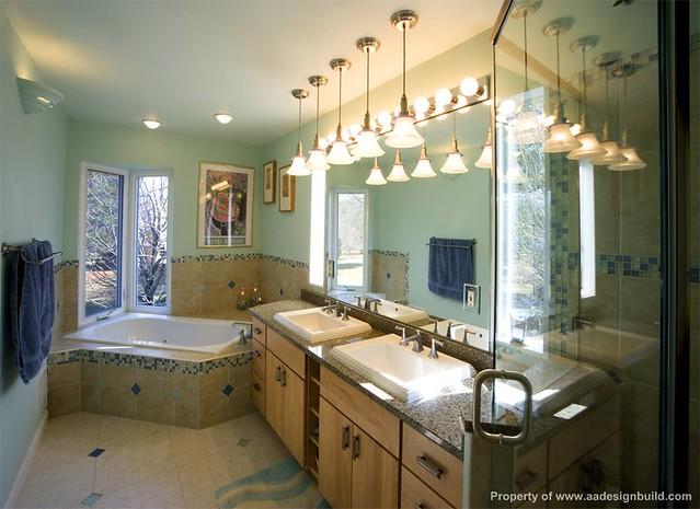 Wwwaadesignbuildcom AA Design Build Remodeling Master Flickr - Bathroom remodeling bethesda