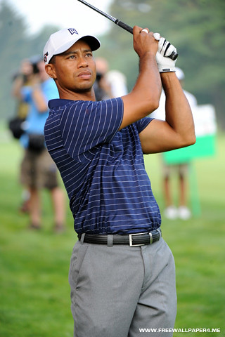 Tiger Woods iPhone Wallpaper | Flickr - Photo Sharing!