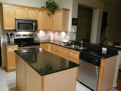 Uba Tuba Granite Countertop installed in Charlotte NC | Flickr