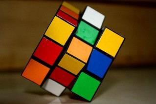 16:365 - Rubik Cube | by Raw Eye Photography
