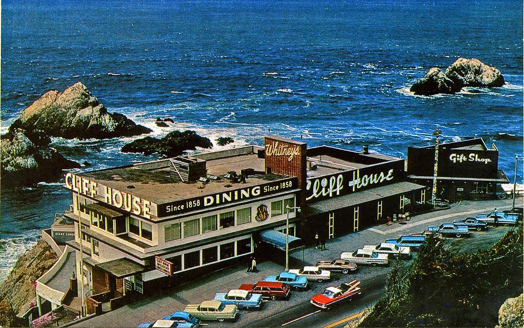 Cliff House Restaurant Oregon