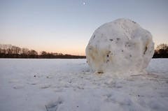 Giant Snowball | by tramani_sagrens