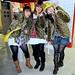Japanese Leopard Girls