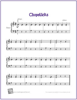 free piano sheet music pdf for beginners