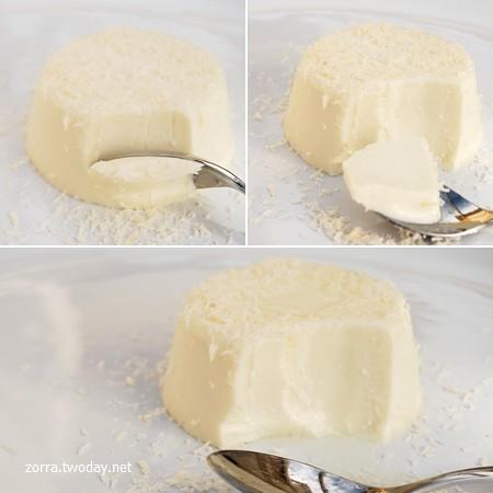 panna cotta limoncello panna cotta cake panna cotta au limoncello ...