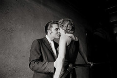 Elvis 1956: The Kiss by Alfred Wertheimer | by bp fallon