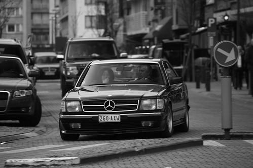 Mercedes Benz 560sec Amg Daem Tom Flickr