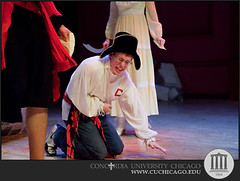 Chivalry Me Timbers | by Concordia University Chicago