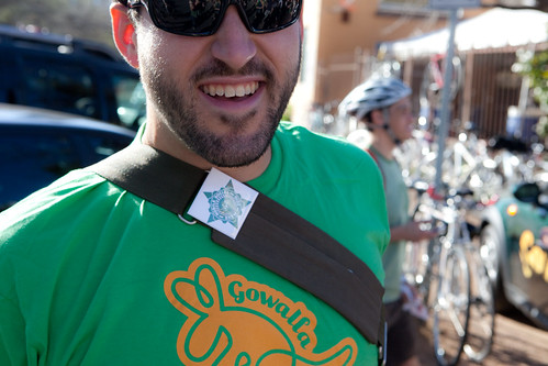 Gowalla and Bikehugger Mobile Social Bike Ride - SXSW 2010 Festival - Austin, TX | by Kris Krug