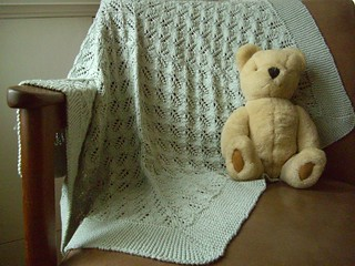 Larkin baby blanket | by snowdenbecker