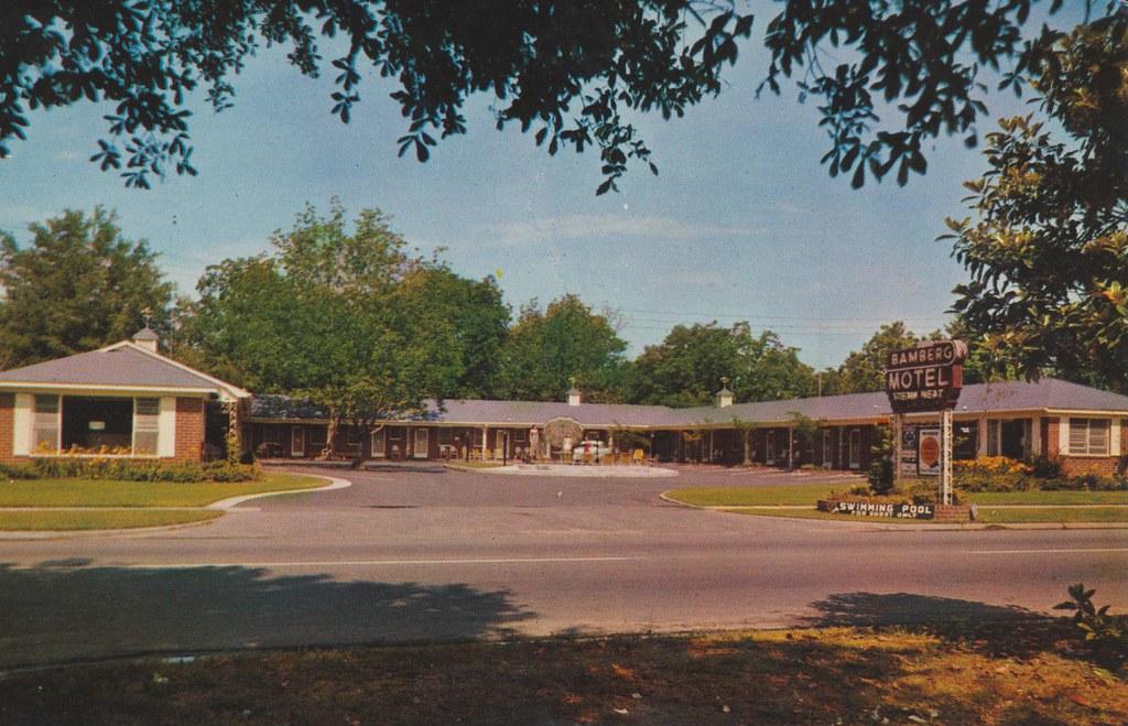 Bamberg Motel - Bamberg, South Carolina