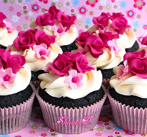 Shades of Pink | by ~Très Chic Cupcakes by ShamsD~