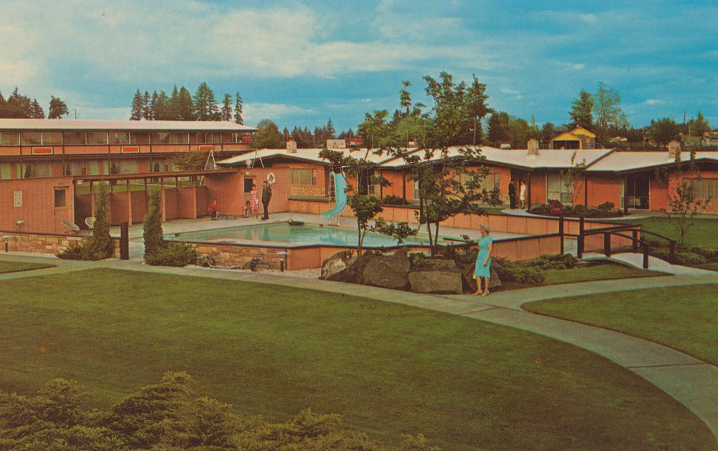 Tyee Motor Inn - Olympia, Washington