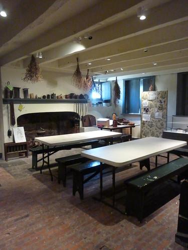 Colonial era kitchen morris jumel mansion 65 jumel for 65 jumel terrace