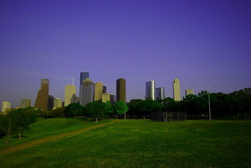 Downtown Houston | by Don Jensen