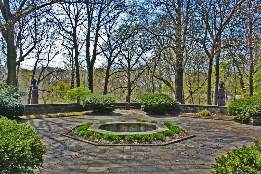 Polish Cultural Gardens Cleveland Cultural Gardens