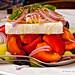 What a Greek Salad should look like!