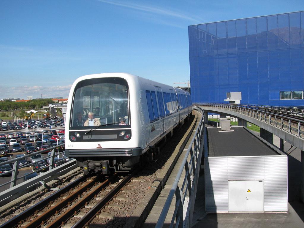 Cars For Less >> Copenhagen Metro | Copenhagen Metro is a brand new fully aut… | Flickr