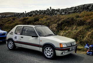1988 Peugeot 205 GTI | by Euan Craine (http://photo.im)