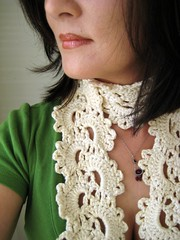 Newest Anne Scarf | by Twisted Knitter