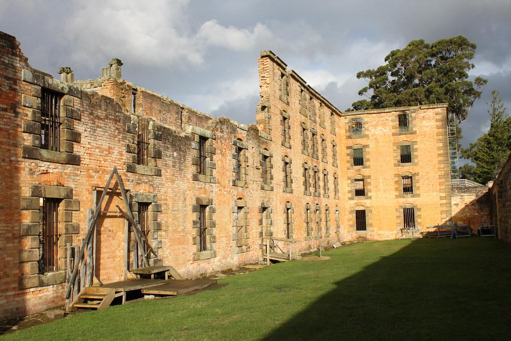 Tasmania Port Arthur Prison Settlement Eli Duke Flickr