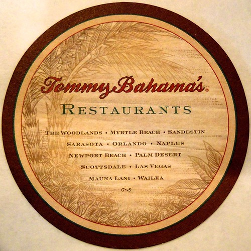 Tommy Bahama S Restaurant Telephone Number In Las Vegas Nevada