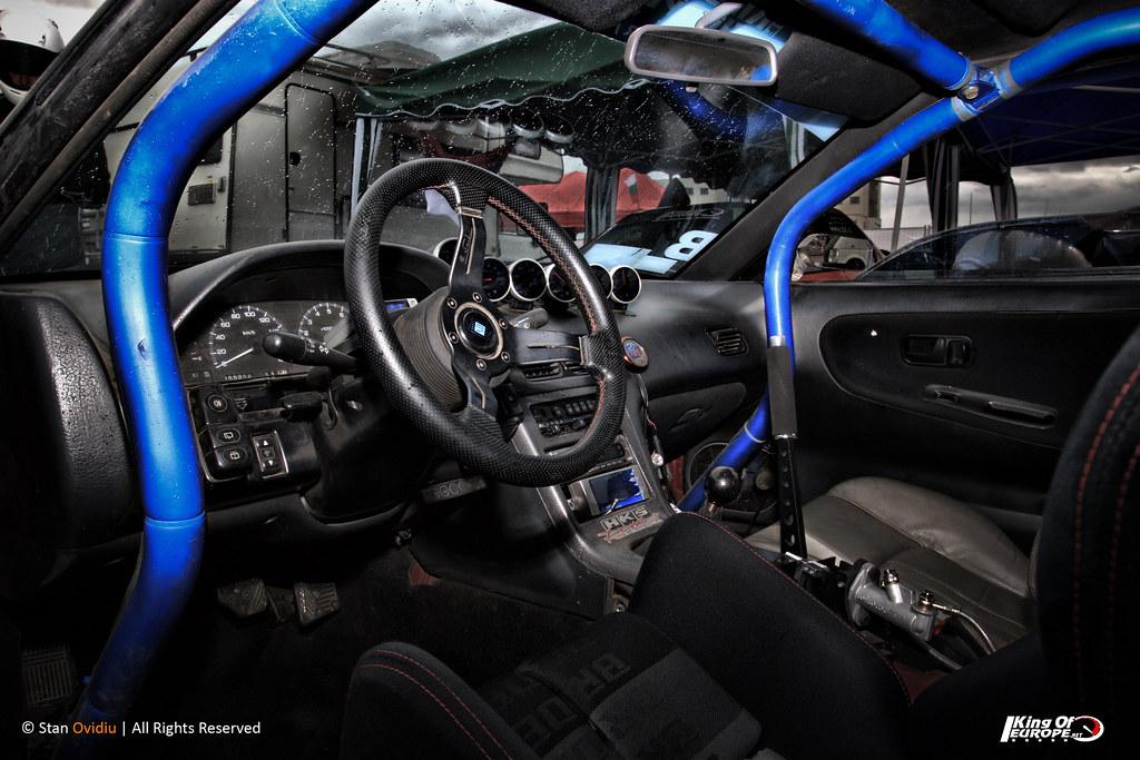 ... Dmitriy Illyuk Nissan Silvia S13 INTERIOR | By Stan Ovidiu Photography