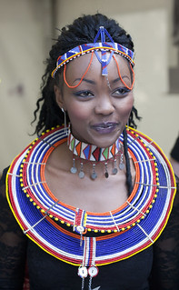 Africa Day 2010 - Best Dressed Female | by infomatique