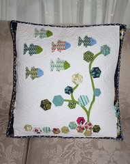 Pillow Talk Swap Pillow Done | by Sew Jewely- The Intrepid Thread