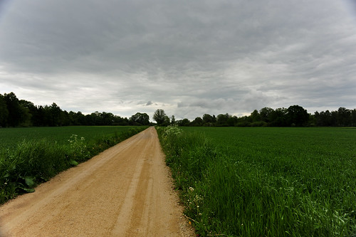 German Bicycle Path | by goingslowly