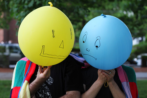 Drama Balloons | by bschory
