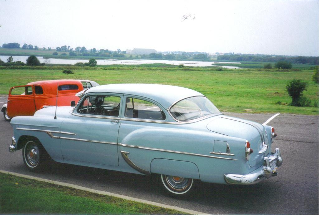An Original 1953 Pontiac Pathfinder Two Door Sedan Flickr