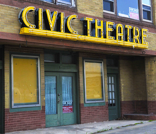 CIVIC THEATRE | by FotoEdge