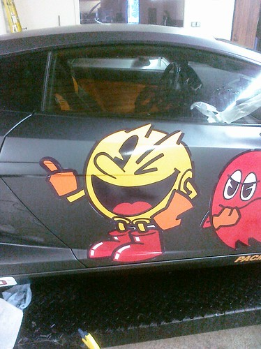 goldRush Rally 2010: PAC-MAN & Blinky | by NamcoBandaiGames