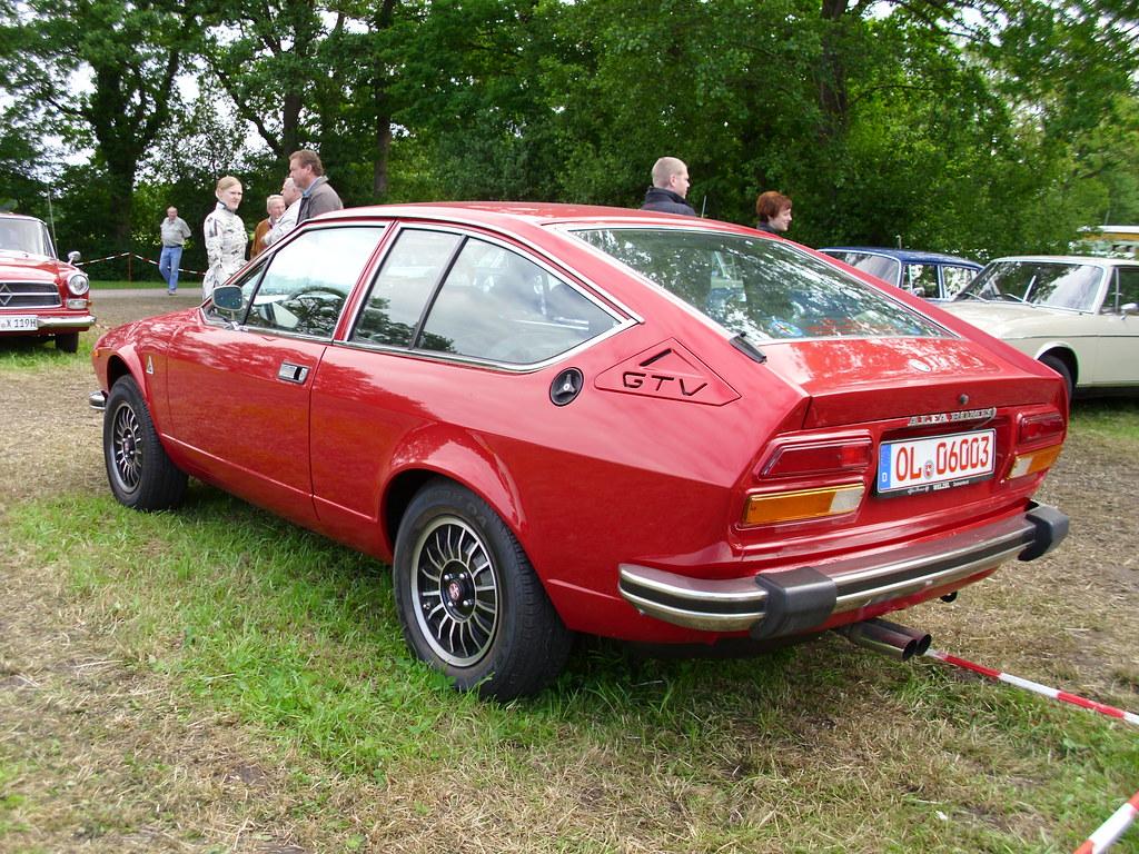 Alfa Romeo Alfetta Gtv 2 0 Turbo Delta 1979 2 Bockhorn