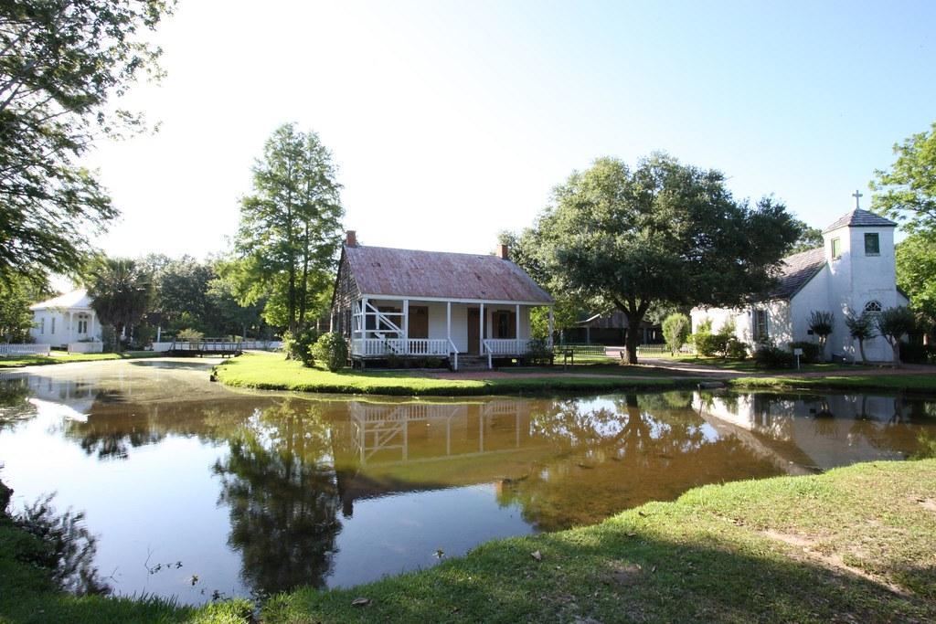 Acadian Village Lafayette La Phototgraphy Of Louisiana