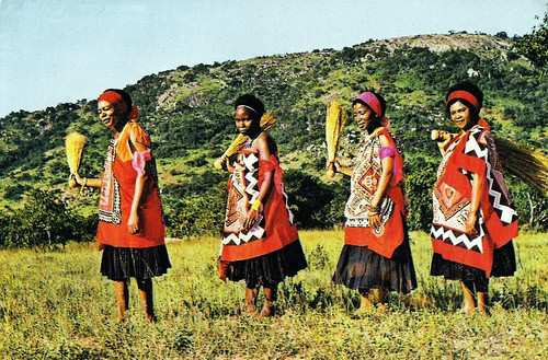 Swaziland - Traditional Dress